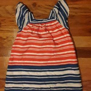 Toddler girl Linen dress Baby Gap